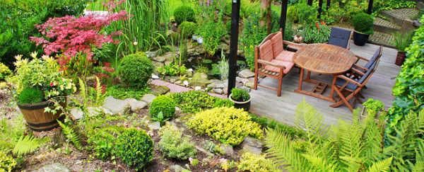 Die richtige Gartenplanung und Gartengestaltung bilden die Grundlage für einen schöne Garten