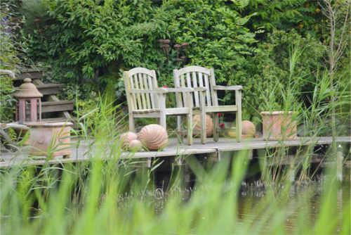 Alte Gartenmöbel aufpolieren