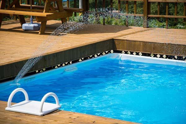 Der Gartenpool – Zuhause Schwimmen wird wahr